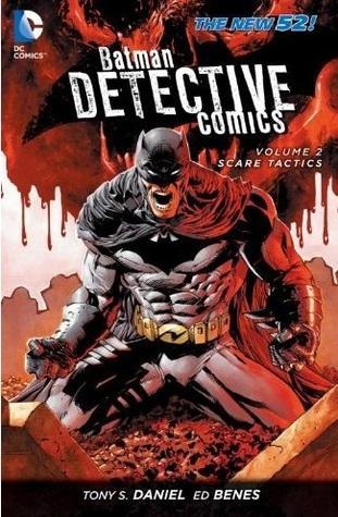 Batman: Detective Comics, Volume 2: Scare Tactics