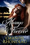Always & Forever by Chantel Rhondeau