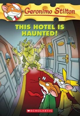 This Hotel Is Haunted!