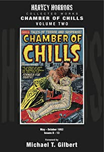 Harvey Horrors Collected Works: Chamber of Chills, Vol. 2