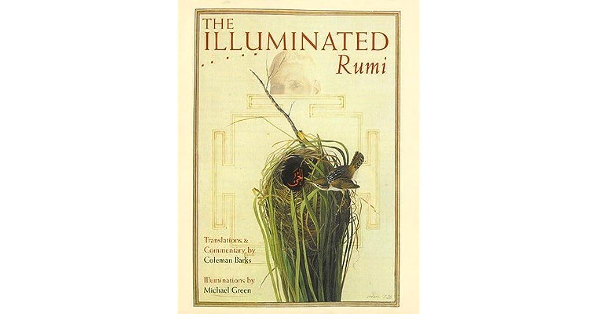 The Illuminated Rumi By Rumi