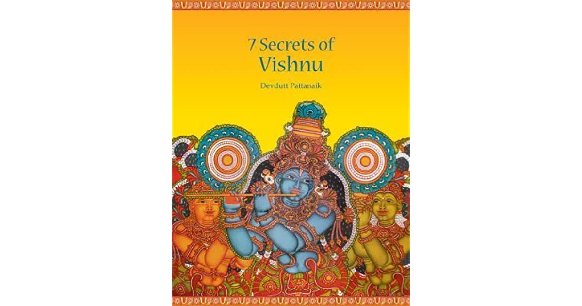 7 secrets of vishnu by devdutt pattanaik fandeluxe Image collections