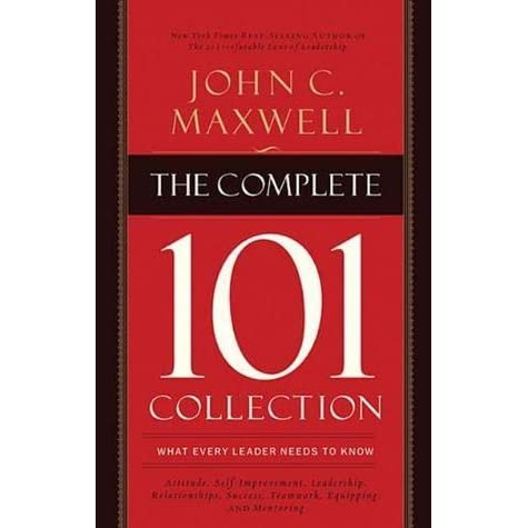 The Complete 101 Collection By John C Maxwell