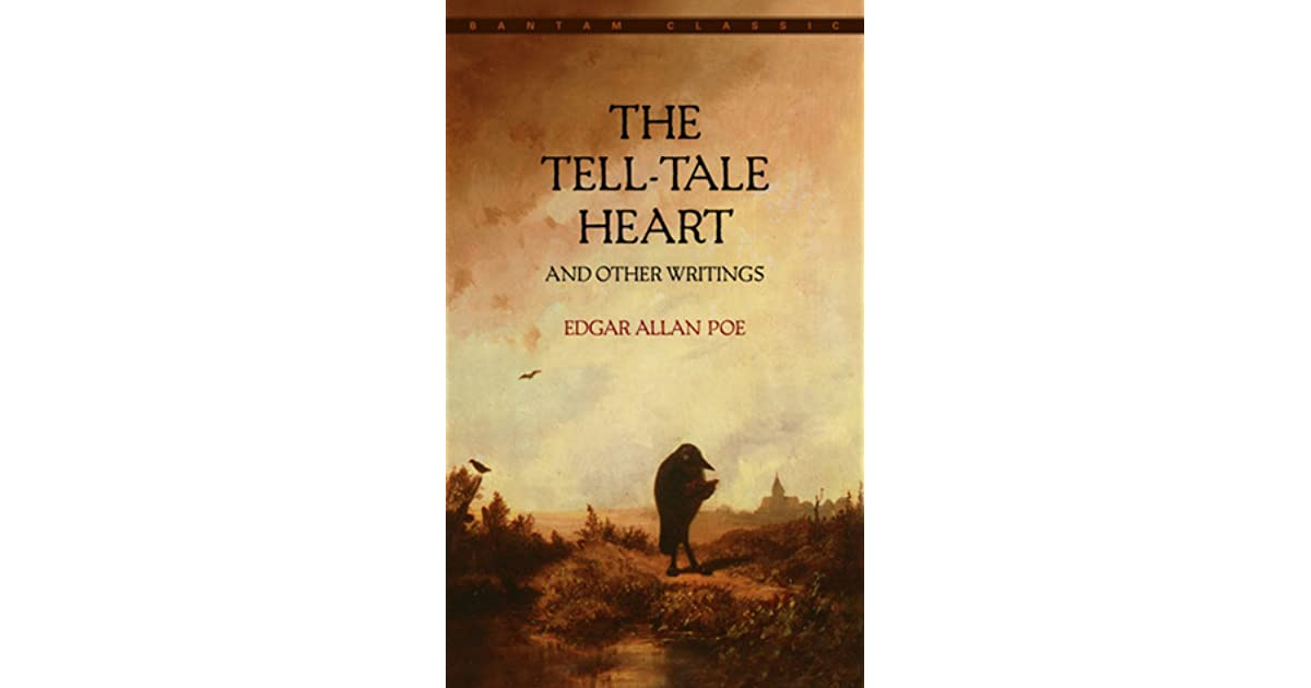 an analysis of the narrators character in tell tale heart by edgar allan poe