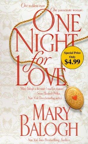 One Night for Love (Bedwyn Prequels #1)