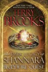 Bloodfire Quest (The Dark Legacy of Shannara, #2)