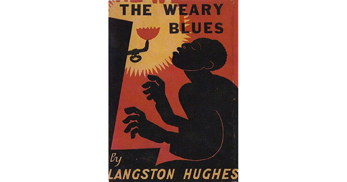 langston hughes the weary blues