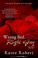 Wrong Bed, Right Guy (Come Undone, #1)