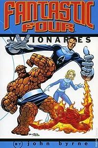 Fantastic Four Visionaries: John Byrne, Vol. 1