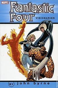Fantastic Four Visionaries: John Byrne, Vol. 3