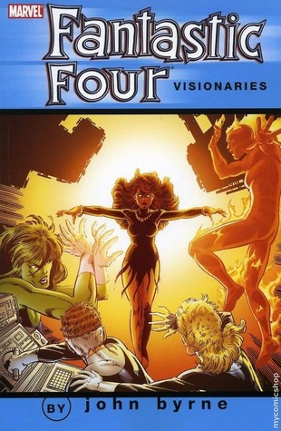 Fantastic Four Visionaries: John Byrne, Vol. 7