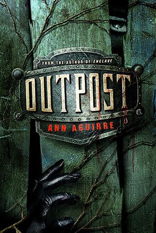 Outpost (Razorland, #2)
