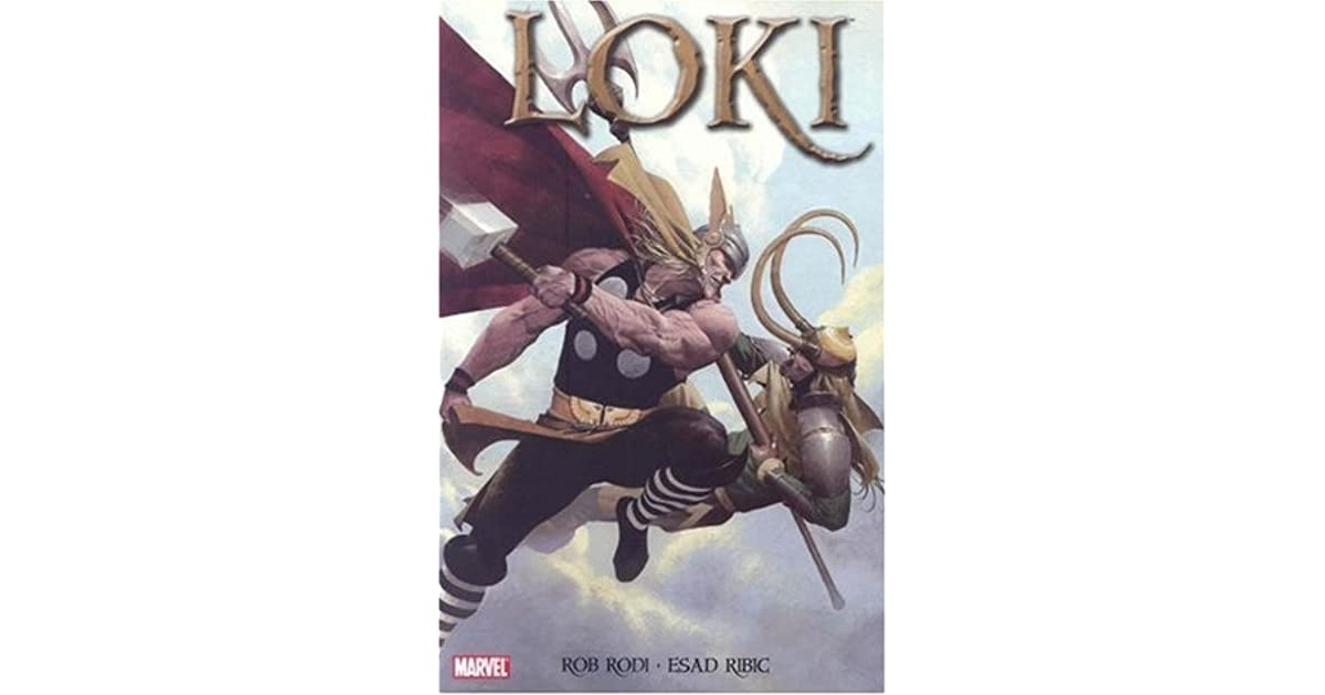 Loki by Robert Rodi