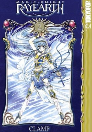 Magic Knight Rayearth I, Vol. 2