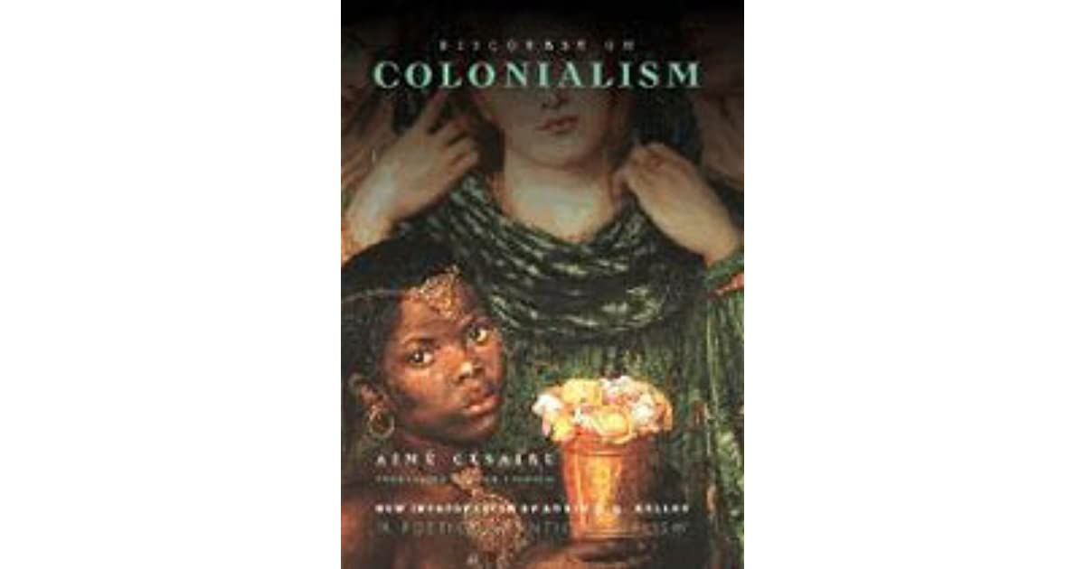 discourse on colonialism essay