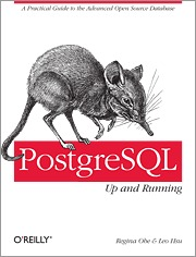 PostgreSQL by Regina O. Obe