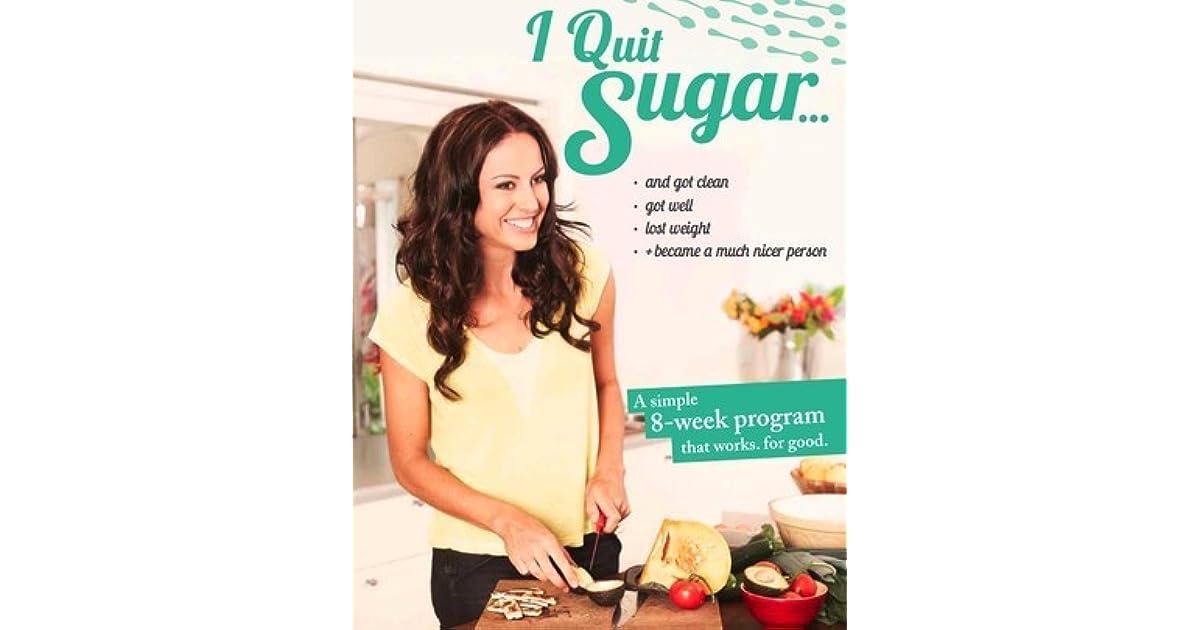 I quit sugar by sarah wilson fandeluxe Gallery
