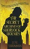 The Secret Archives of Sherlock Holmes