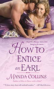 How to Entice an Earl (Ugly Ducklings, #3)