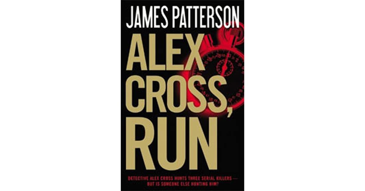 chronological list of james patterson books