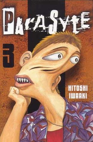 Parasyte, Volume 3 by Hitoshi Iwaaki