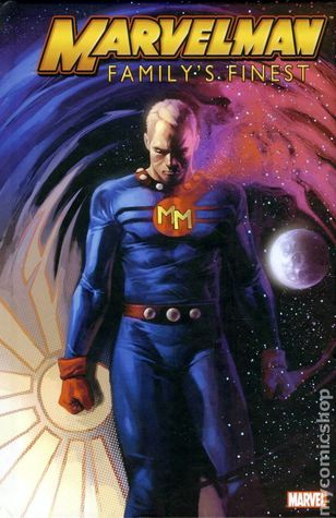 Marvelman Family's Finest by Mick Anglo