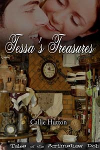 Tessa's Treasures (Tales of The Scrimshaw Doll)