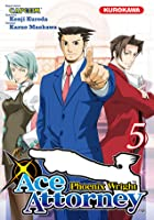 Phoenix Wright : Ace Attornney, T5