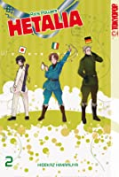 Hetalia: Axis Powers Vol. 2