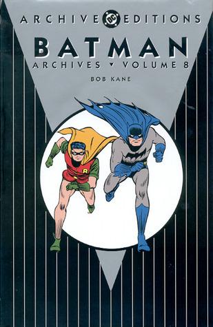 Batman Archives, Vol. 8