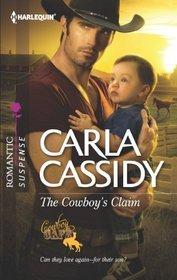 The Cowboy's Claim (Cowboy Cafe, #2)