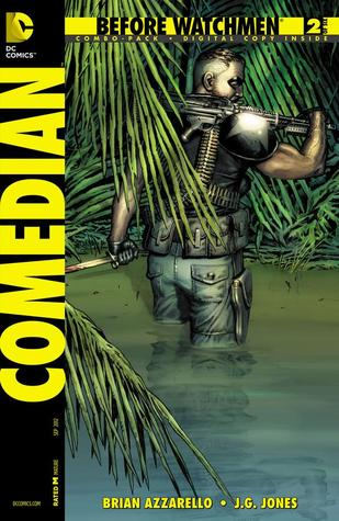 Before Watchmen: The Comedian #2