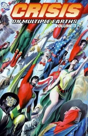Crisis on Multiple Earths, Vol. 3