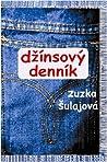 Džínsový denník by Zuzka Šulajová