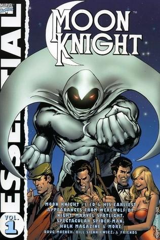 Essential Moon Knight, Vol. 1