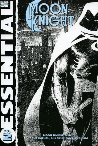 Essential Moon Knight, Vol. 2