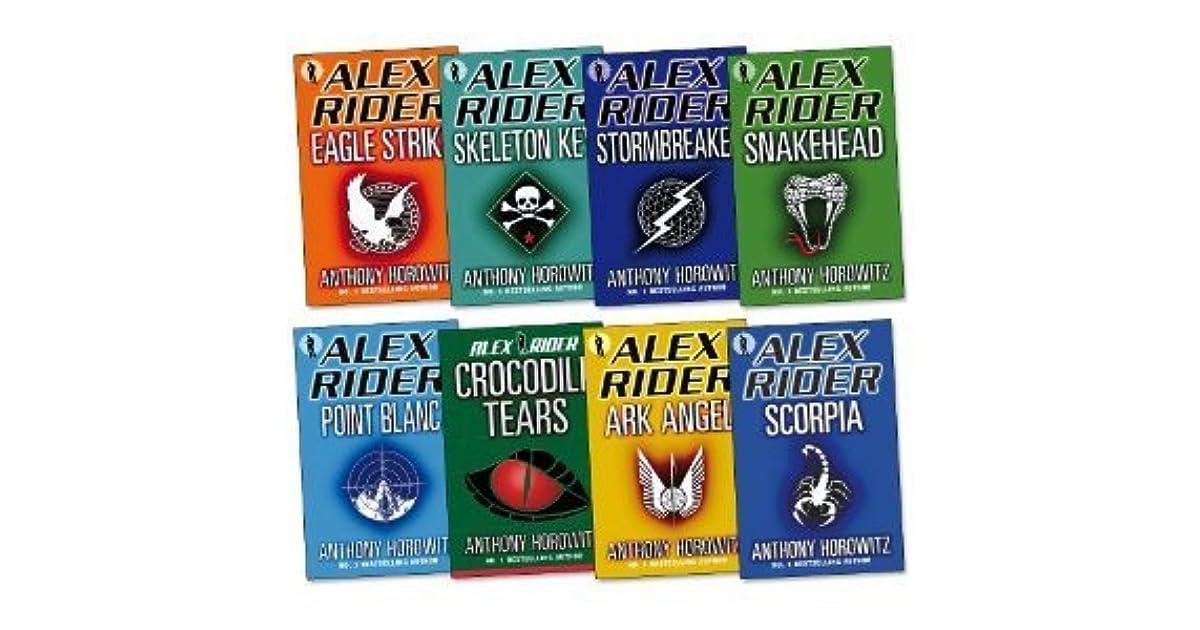 Alex Rider Snakehead Ebook