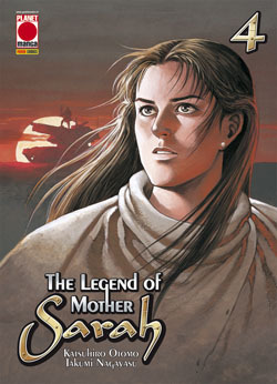 The Legend of Mother Sarah, vol. 4