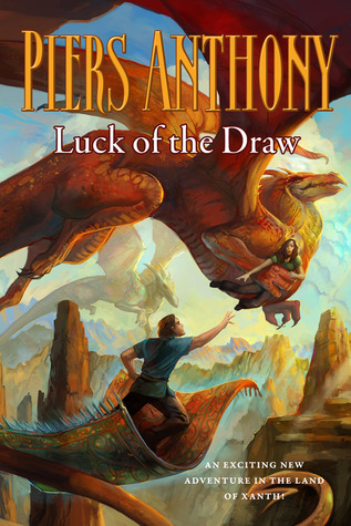 Luck of the Draw (Xanth, #36) by Piers Anthony