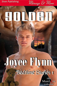 Golden by Joyee Flynn