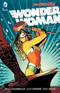 Wonder Woman, Volume 2: Guts