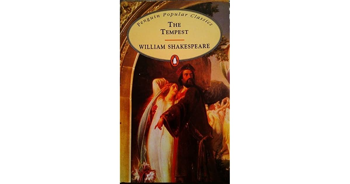 an analysis of the epilogue of the tempest a play by william shakespeare William shakespeare: is a fictional character and the protagonist of william shakespeare's play the tempest prospero is the the final soliloquy and epilogue.