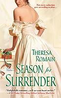 Season for Surrender (Holiday Pleasures, #2)