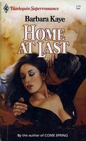 Home at Last (Harlequin Superromance No. 161)