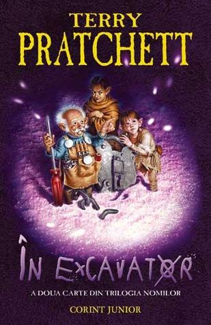 În excavator by Terry Pratchett