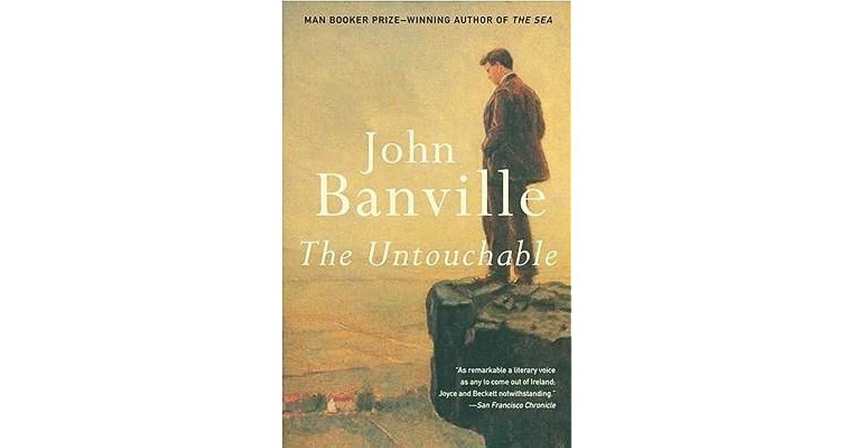 The untouchable by john banville fandeluxe Images
