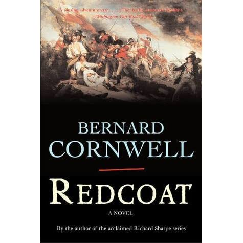 Redcoat by Bernard Cornwell — Reviews, Discussion, Bookclubs, Lists