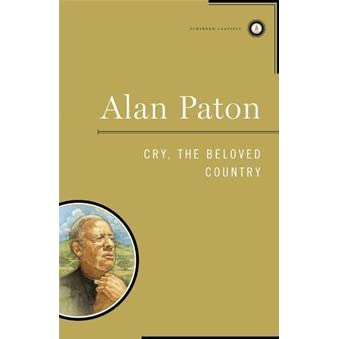 an analysis of south africa in cry the beloved country by alan paton