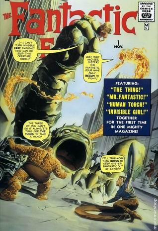 The Fantastic Four Omnibus, Vol. 1