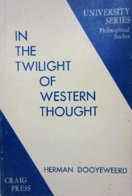In the Twilight of Western Thought